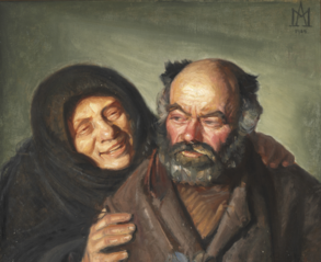 Bonatzi and merry Elsie