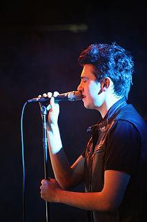 Italian pop singer
