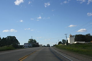 Middle Inlet (community), Wisconsin Unincorporated community in Wisconsin, United States