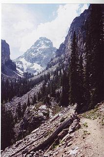 Garnet Canyon Trail