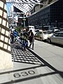 Midtown Street Scene with Shadows - Manhattan - New York City - USA (25006294856).jpg