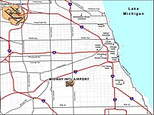 Sân bay quốc tế Chicago Midway