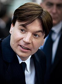 Mike Myers at the Shrek the Third London premiere