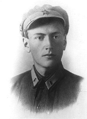 Mikhail Tikhonravov - Mikhail Tikhonravov in 1925