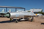 Mikoyan-Gurevich MiG-21PF Fishbed D (46676760404).jpg