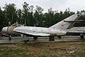Mikoyan MiG-17 Fresco 61 red (8457375126).jpg