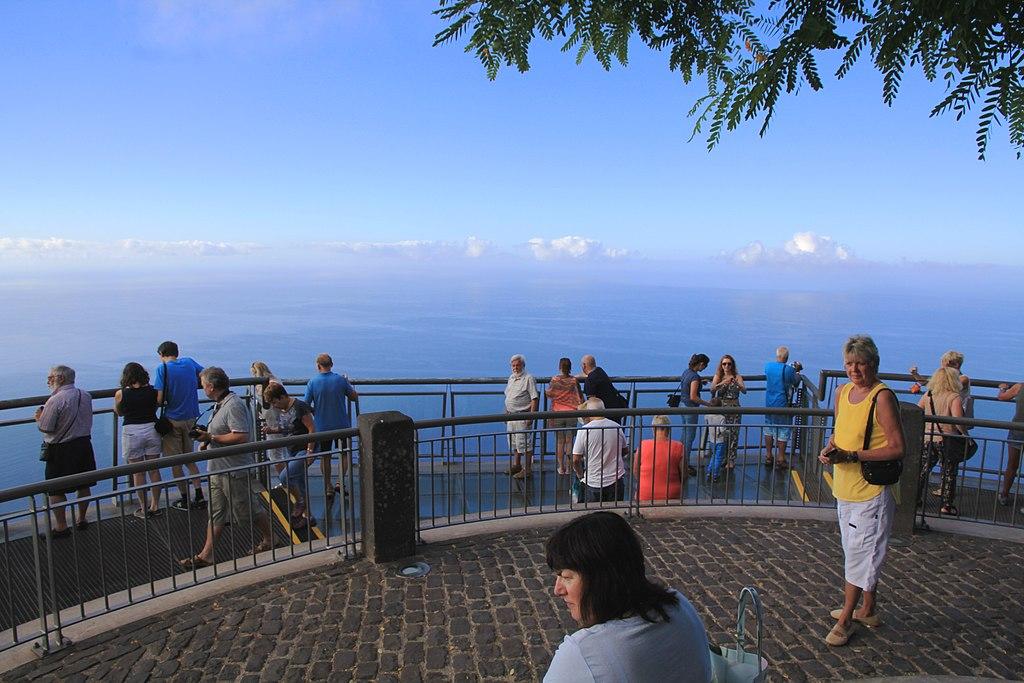 Miradouro do Cabo Girão, Madeira 2016 3