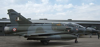 Strategic Air Forces Command - Mirage 2000N.