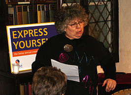 Margolyes in 2006