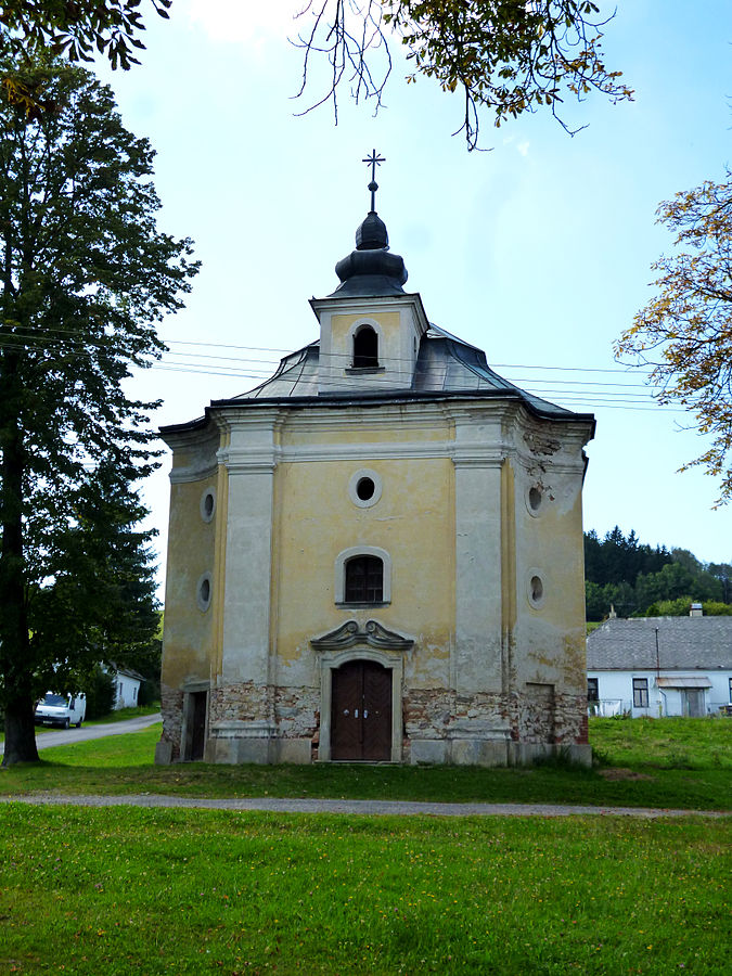 Mirošov (Jihlava District)