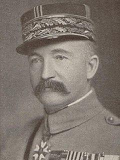 Eugène Mittelhauser French soldier