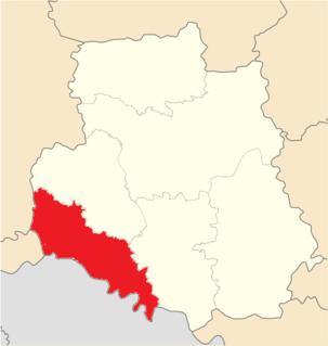 Mohyliv-Podilskyi Raion Subdivision of Vinnytsia Oblast, Ukraine