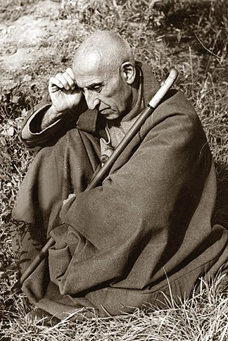 Mohammad Mosaddegh - Mossadegh under house arrest in Ahmadabad