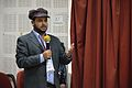 Mohammed Soroar Alam - Panel Discussion - Collaboration with Academic Institutes for the Growth of Wikimedia Projects in Indian Languages - Bengali Wikipedia 10th Anniversary Celebration - JU - Kolkata 2015-01-09 2888.jpg