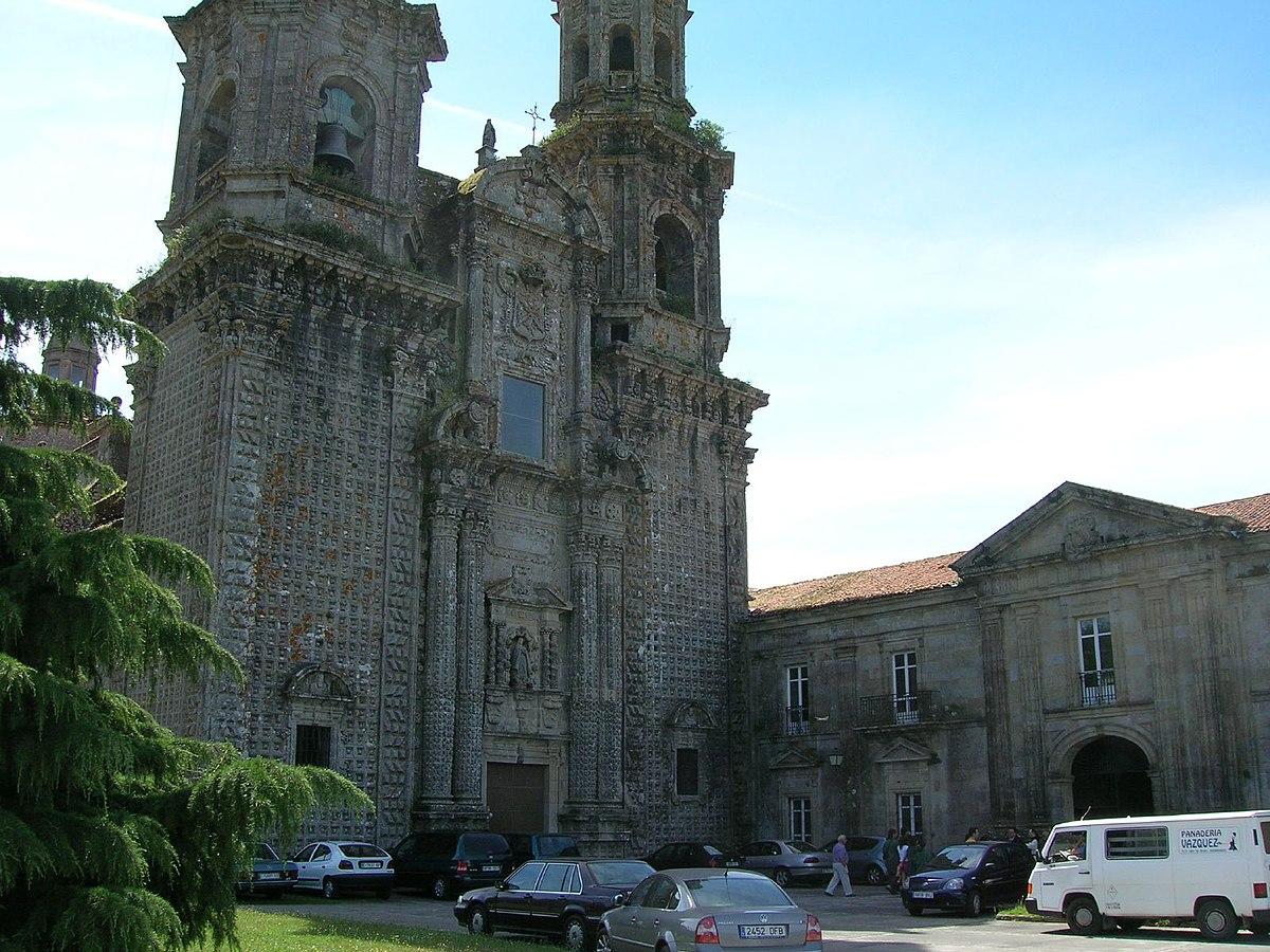 Monasterio de Santa María de Sobrado - Wikipedia, la