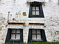 Monastery windows, Potala Palace - Lhasa, Tibet.jpg