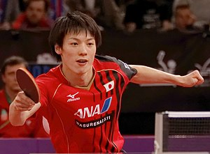 Kenta Matsudaira - Matsudaira at the 2013 World Championships