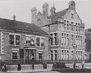 Monkwearmouth Hospital Hospital in England
