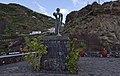 Monomento al Emigrante Canario, Garachico, Santa Cruz de Tenerife, Canary Islands, Spania - panoramio.jpg