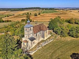 Villers-Chemin-et-Mont-lès-Étrelles Commune in Bourgogne-Franche-Comté, France