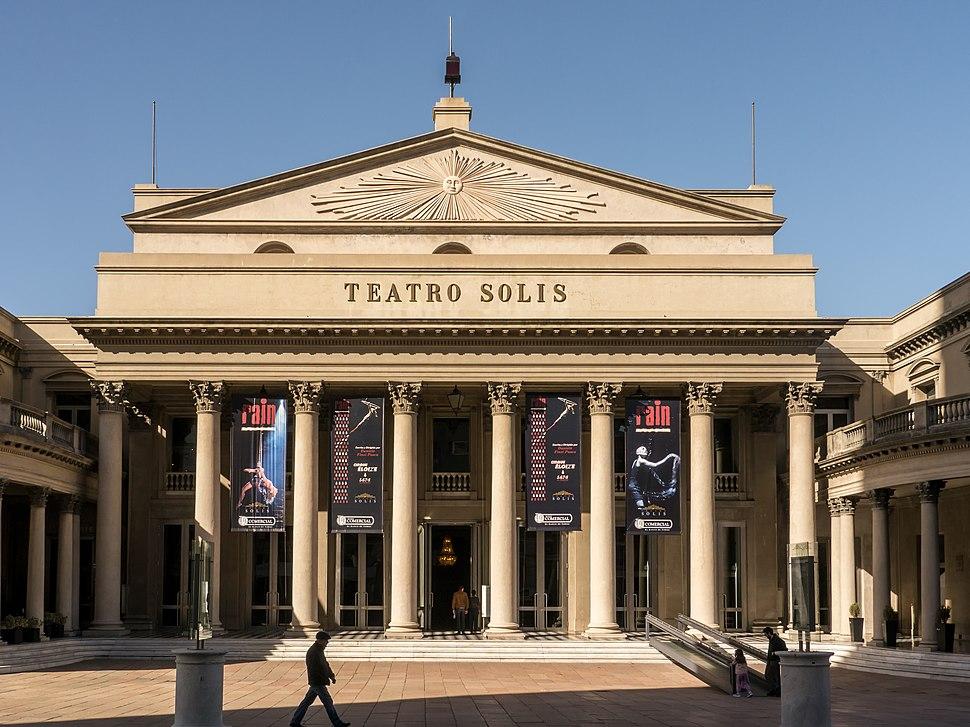 Montevideo Teatro Solis 1030762PSD