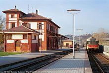 Ex stazione di Montiglio-Murisengo