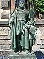 Monument of Albrecht Dürer by Robert Härtel Wrocław 1.jpg