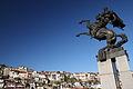 Monument of the Asens, Veliko Tarnovo, Bulgaria (5680801255).jpg