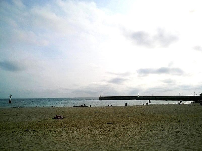 Morbihan Quiberon La Grand Plage Port Maria 24092016
