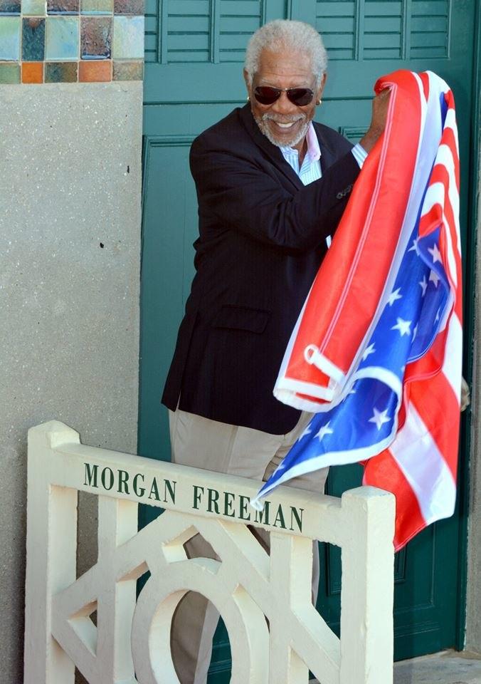 Morgan Freeman Deauville 2018 2
