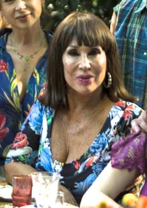 Moria Casán - Casán in 2016
