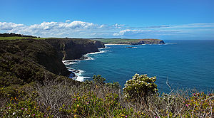 Mornington Peninsula - Bushranger's bay, taken from Cape Shanck