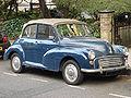 Morris Minor Convertible front 19-5-07.JPG