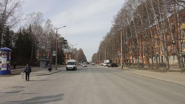 Morskoy Ave