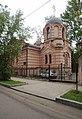 Moscow, Archangel Michael at Kutuzov's Hut (3).jpg
