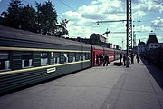Moscow 1982 train Yaroslavsky station.jpg