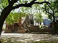 Moth Ki Masjid courtyard (3547505023).jpg