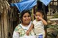Mother & Child Coba QR Mexico 2014.jpg