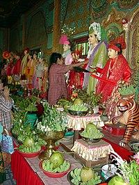 Mount Popa Nat Worship