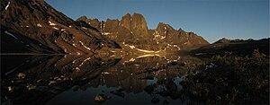 Ogilvie Mountains - Image: Mount monolith 001