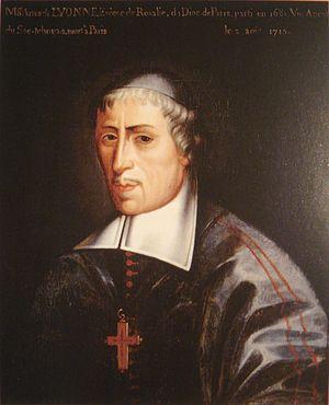 Artus de Lionne - Artus de Lionne, as Bishop of Rosalie.