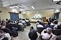 Mrinal Gupta Delivers 7th Benu Sen Memorial Lecture - Kolkata 2018-05-26 0789.JPG