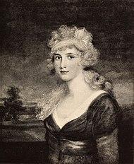 Dorothea Jordan in einem Gemälde des Hofmalers John Hoppner (Quelle: Wikimedia)