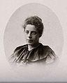 Mrs. Isaac Roberts, née Dorothea Klumpke, Doctor ès Sciences Wellcome V0018976ER.jpg