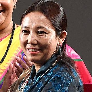 Nilza Wangmo Indian restaurant owner