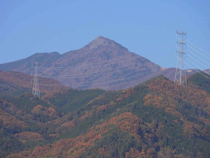 ファイル:Mt Kentokusan.JPG