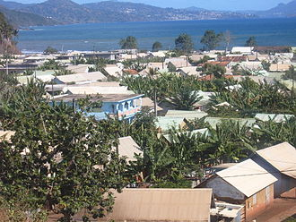 M'Tsangamouji - The centre of M'tsangamouji