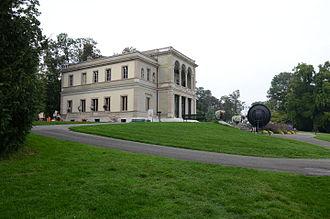 Musée d'histoire des sciences de la Ville de Genève - Villa Bartholoni