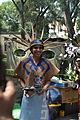 Museo Dolores Olmedo, Carnaval de las tradiciones 2014 09.JPG