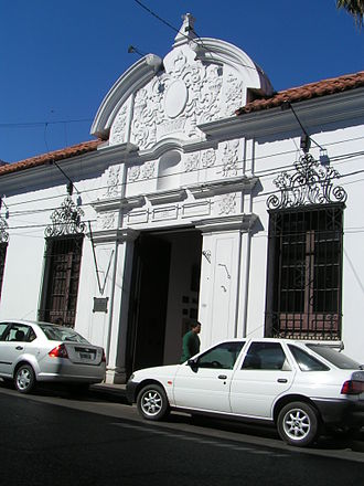Corrientes Province - Corrientes Historical Museum
